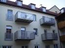balkony a schody